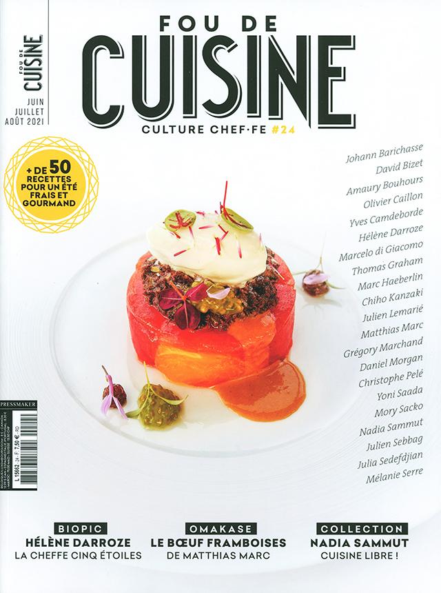 FOU DE Cuisine #24