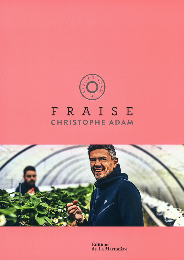 FRAISE CHRISTOPHE ADAM  (フランス・パリ)