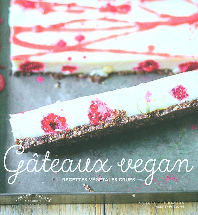 Gateaux vegan (フランス)