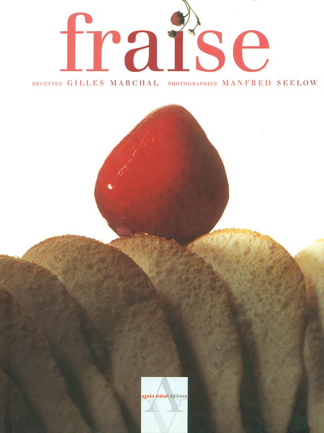 GILLES MARCHAL fraise (フランス) 絶版 中古