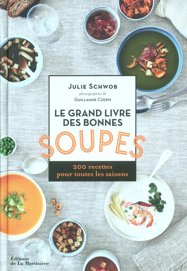 LE GRAND LIVRE DES BONNES SOUPES (フランス)
