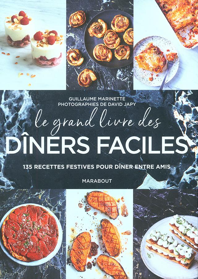 LE GRAND LIVRE DES DINERS FACILES (フランス)