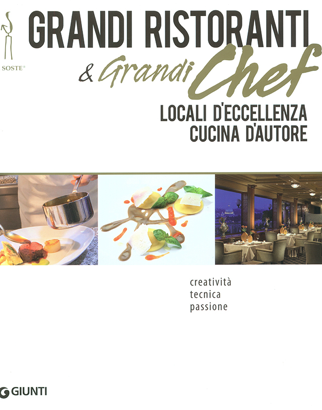 GRANDI RISTORANTI & GRANDI CHEF (イタリア)