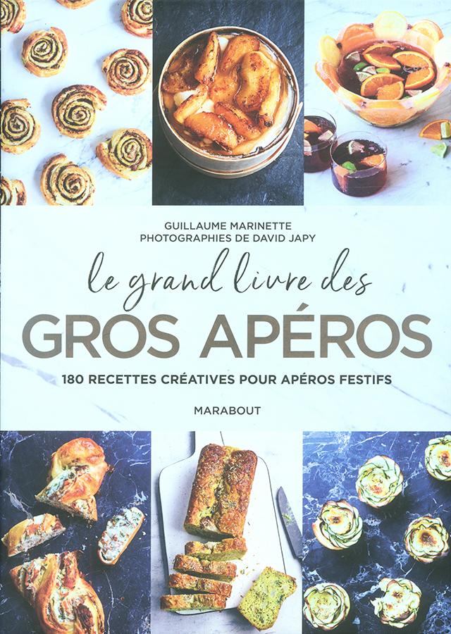 LE GRAND LIVRE DES GROS APEROS (フランス)