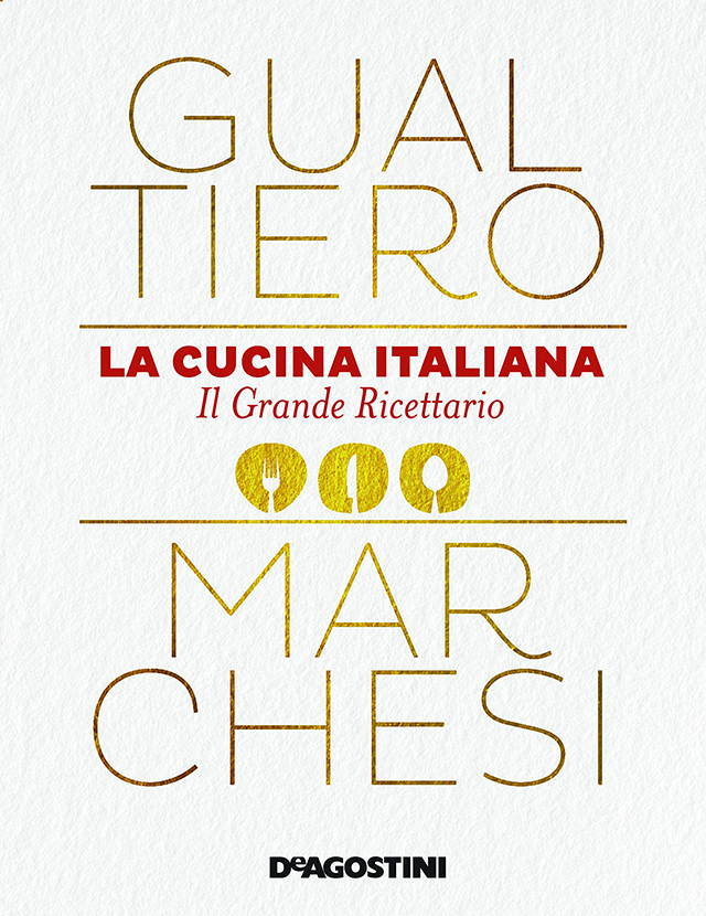 LA CUCINA ITALIANA Il grande Ricettario  (イタリア・ミラノ) 改訂版