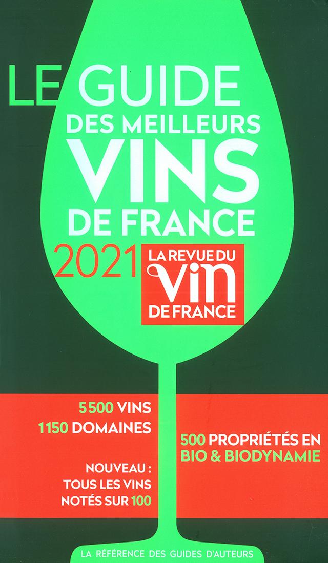 LE GUIDE DES MEILLEURS VINS DE FRANCE 2021 (フランス)