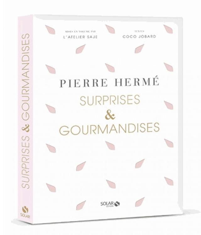Surprises et gourmandises de Pierre Herme (フランス・パリ) 絶版