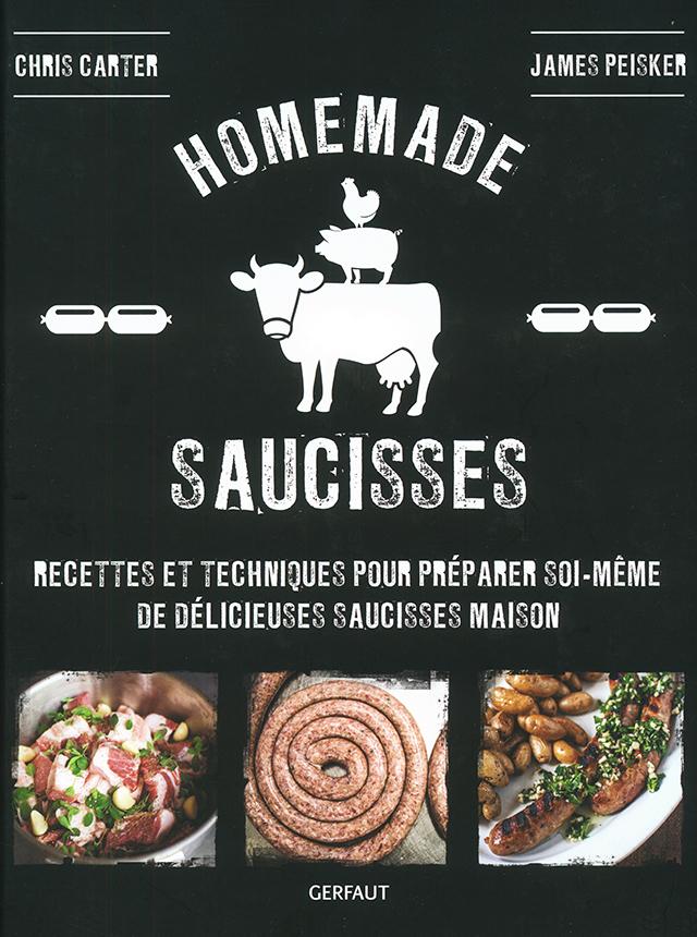 HOMEMADE SAUCISSES (アメリカ・テネシー) フランス語