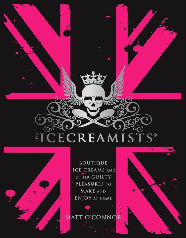 ICECREAMISTS (イギリス・ロンドン) 絶版