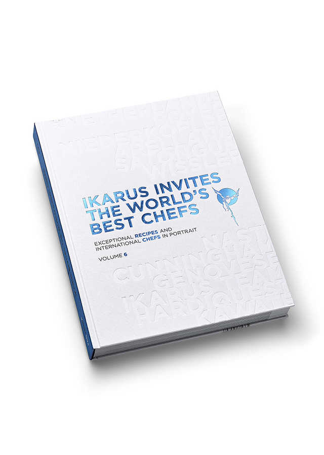 IKARUS INVITES THE WORLD'S BEST CHEFS volume 6 (オーストリア)