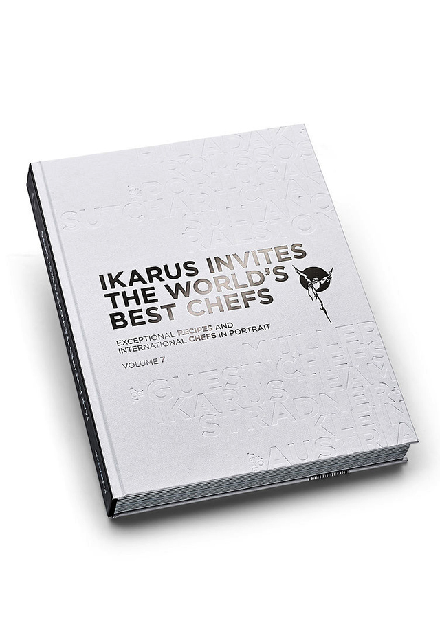 IKARUS INVITES THE WORLD'S BEST CHEFS volume 7 (オーストリア)