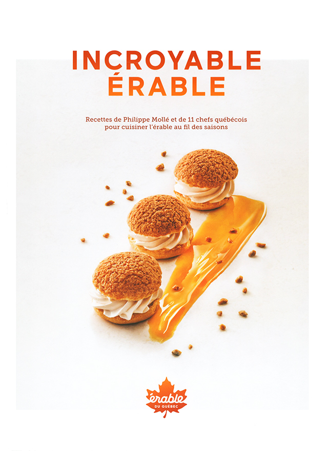 INCROYABLE ERABLE (カナダ・ケベック)