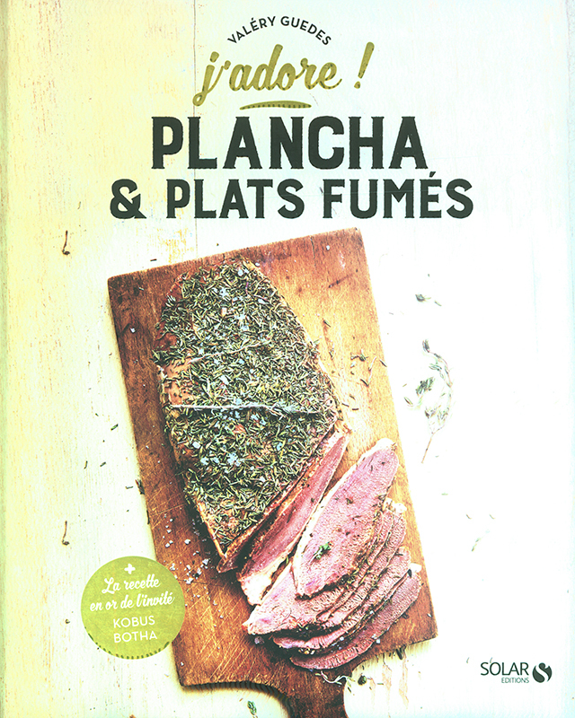 PLANCHA & PLATS FUMES (フランス)