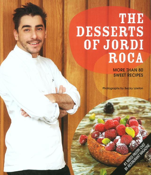 THE DESSERTS OF JORDI ROCA (スペイン・カタルーニャ)