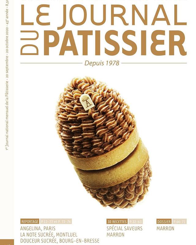 Le Journal du Patissier 465