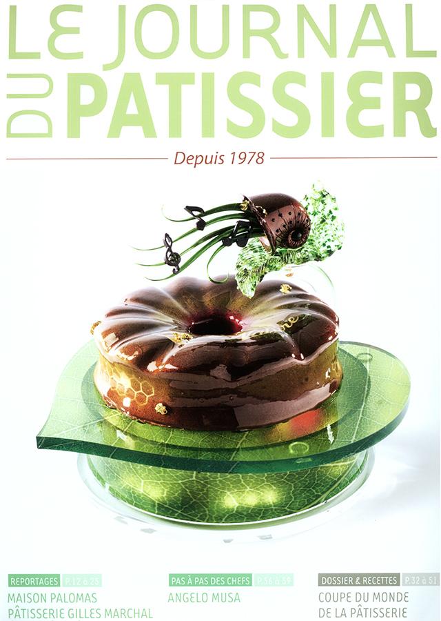 Le Journal du Patissier 449