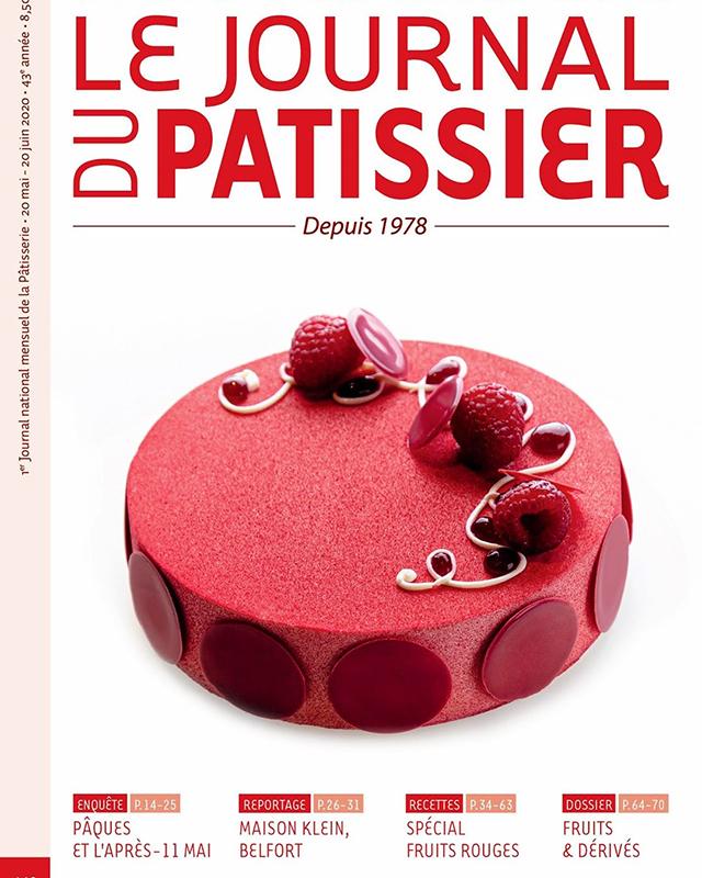 Le Journal du Patissier 462