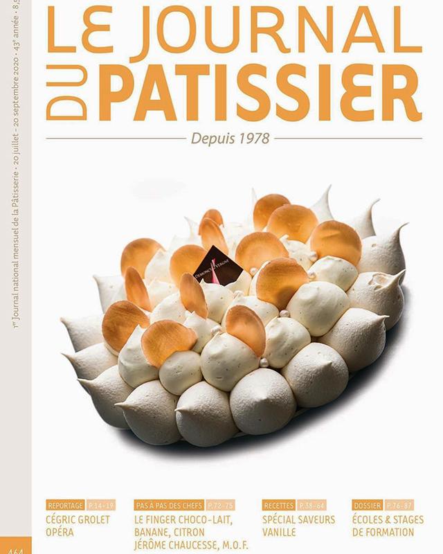 Le Journal du Patissier 464