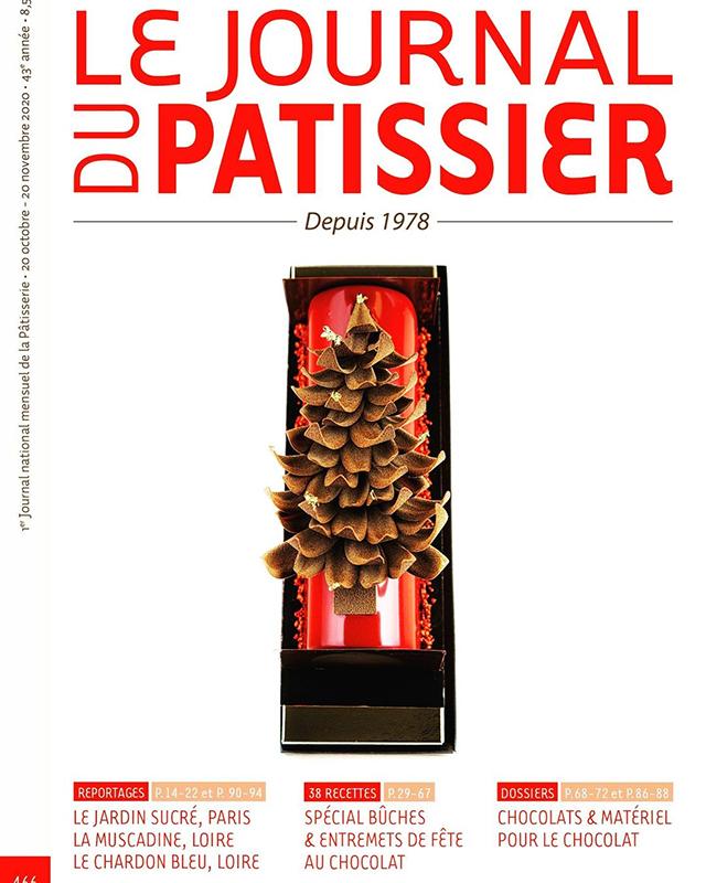 Le Journal du Patissier 466