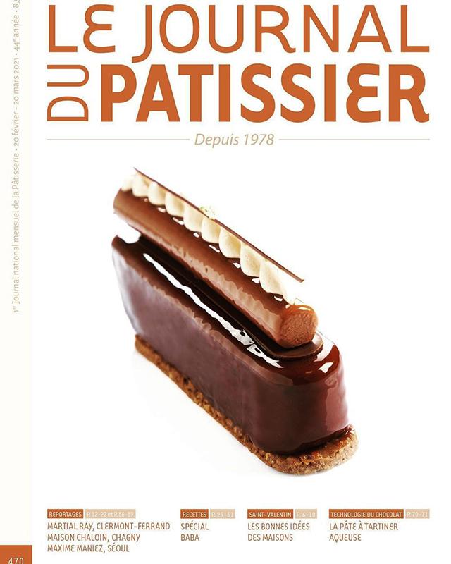 Le Journal du Patissier 470