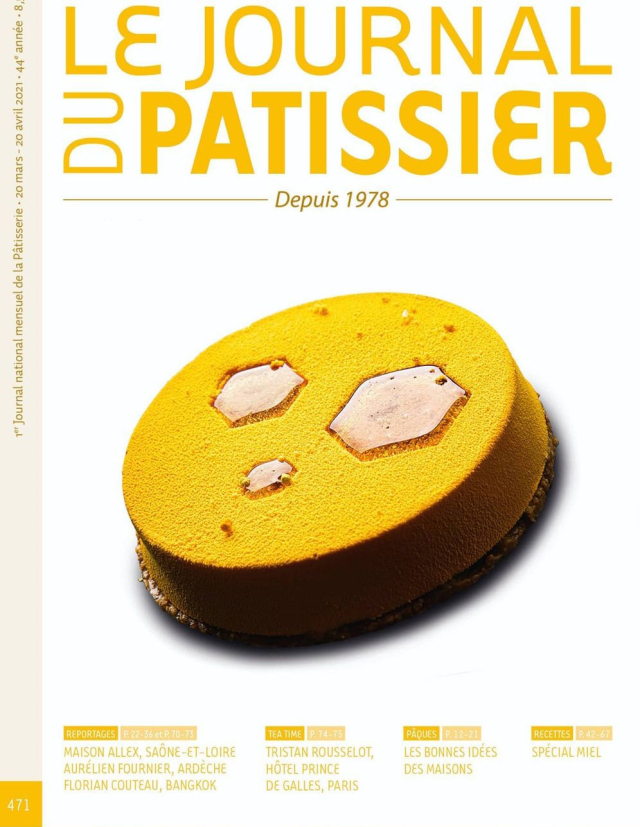 Le Journal du Patissier 471