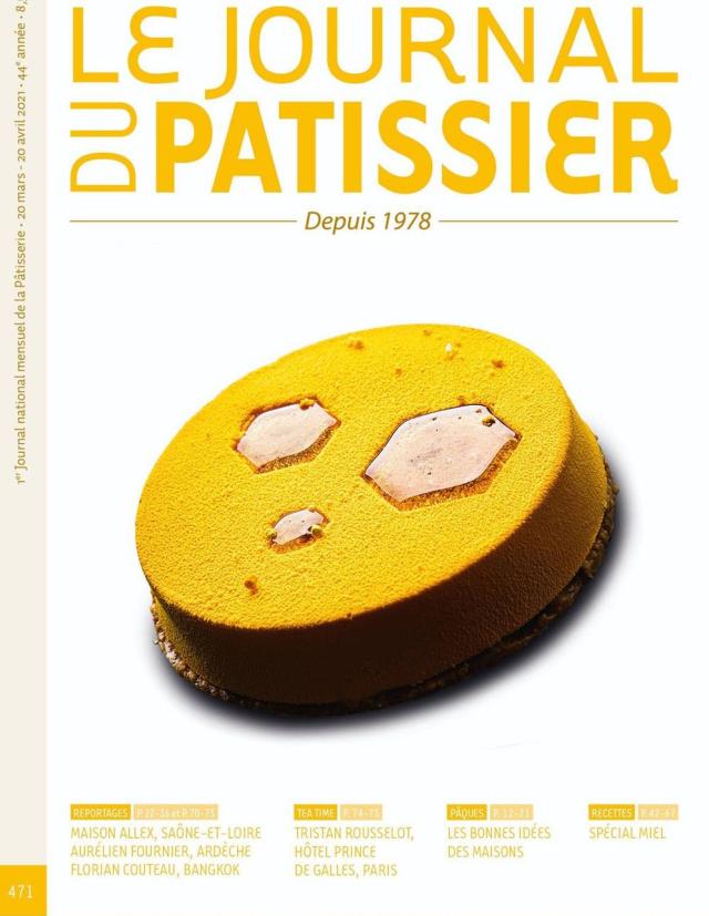 Le Journal du Patissier 471