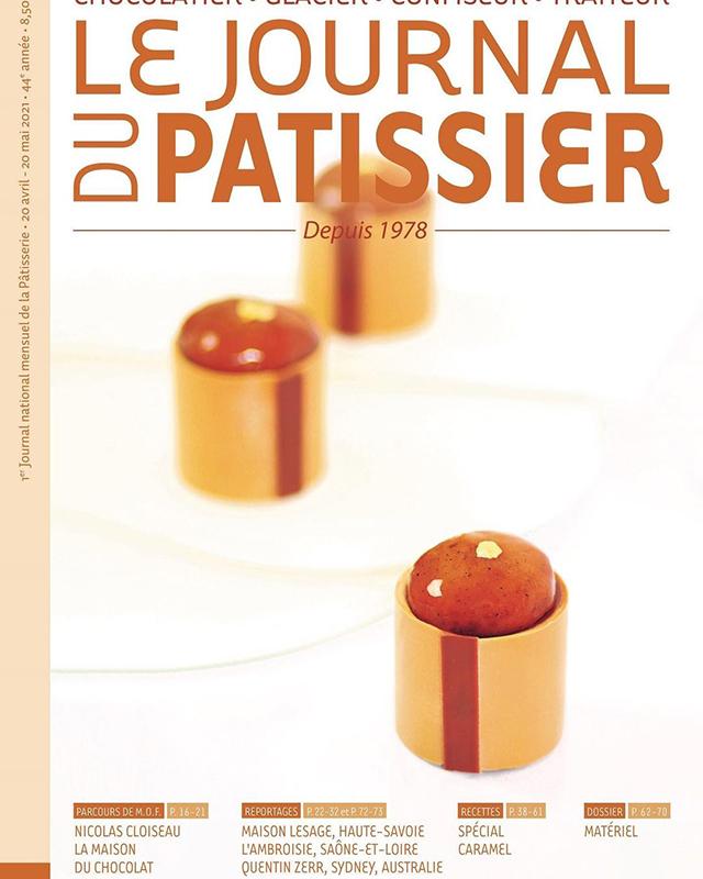 Le Journal du Patissier 472