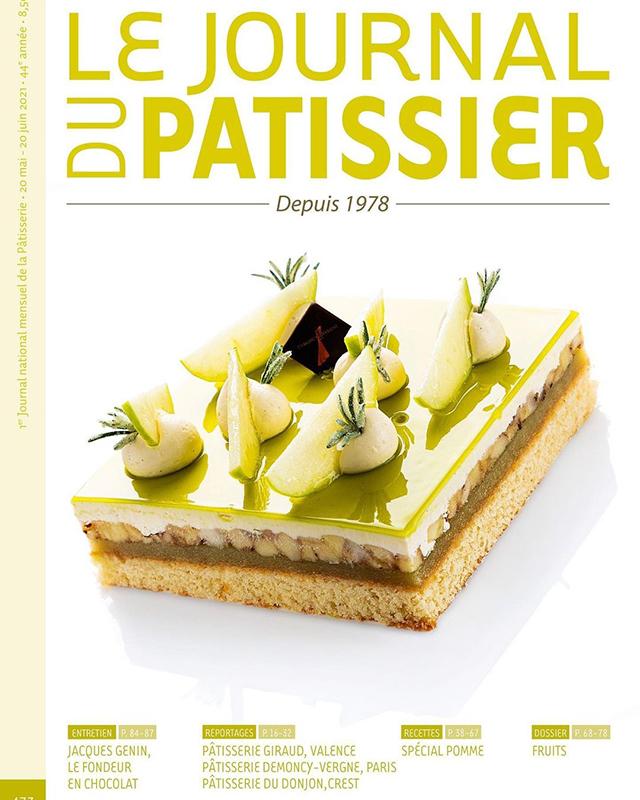Le Journal du Patissier 473