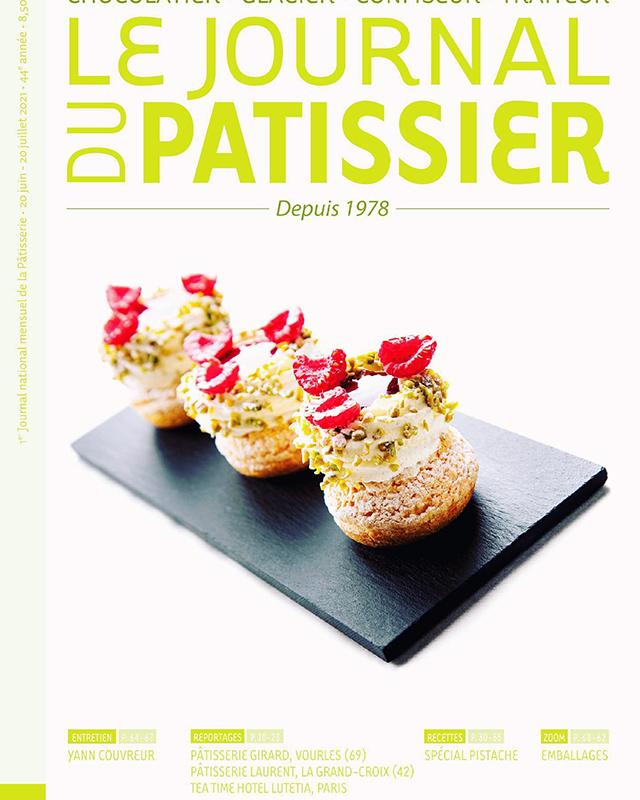 Le Journal du Patissier 474