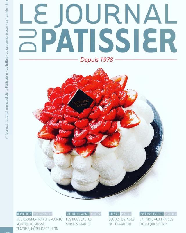 Le Journal du Patissier 475