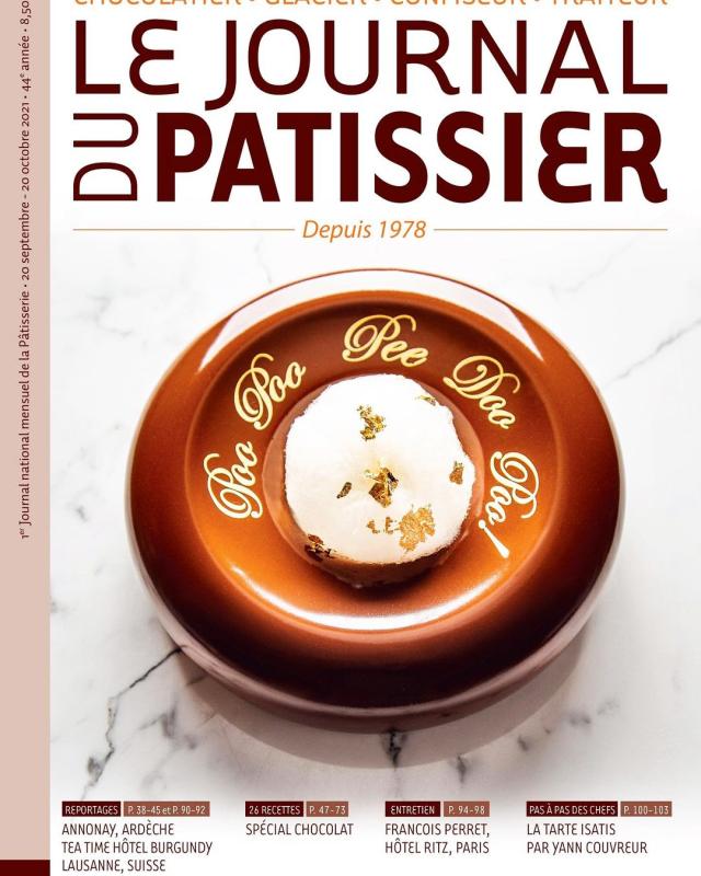 Le Journal du Patissier 476