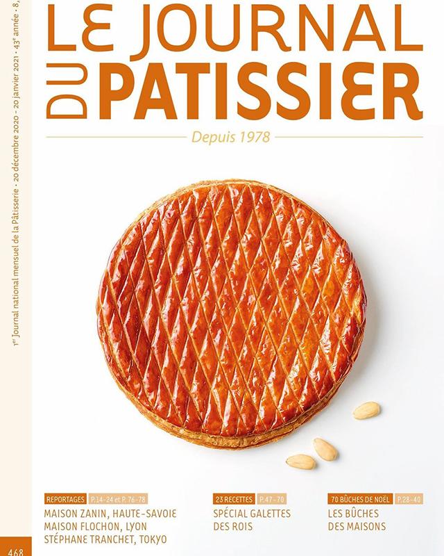 Le Journal du Patissier 468