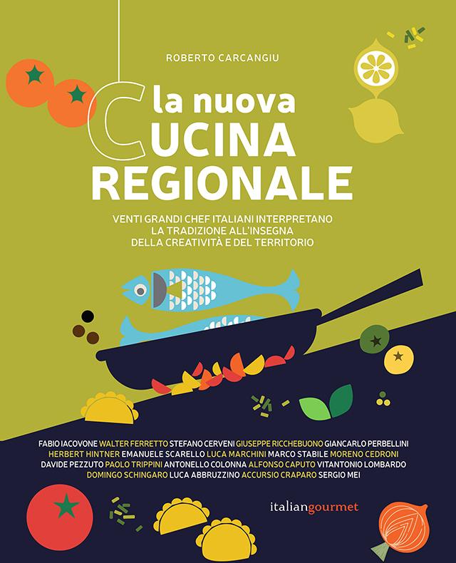la nuova CUCINA REGIONALE italian gourmet (イタリア)