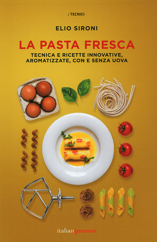 ELIO SIRONI  LA PASTA FRESCA italian gourmet (イタリア)