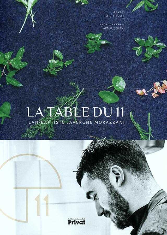 LA TABLE DU 11 (フランス・ヴェルサイユ)