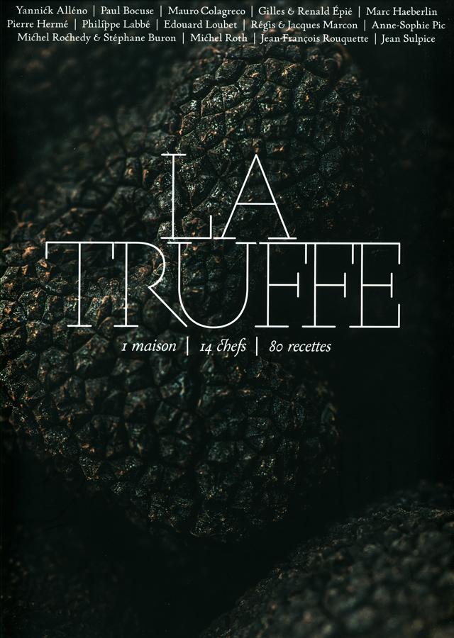 LA TRUFFE  (フランス・パリ) 絶版