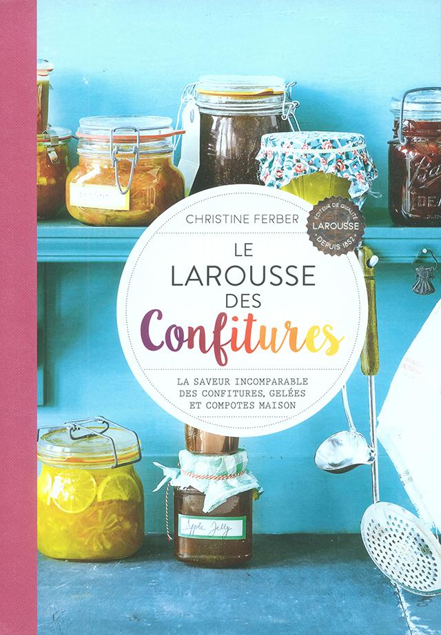 LE LAROUSSE DES CONFITURES (フランス)