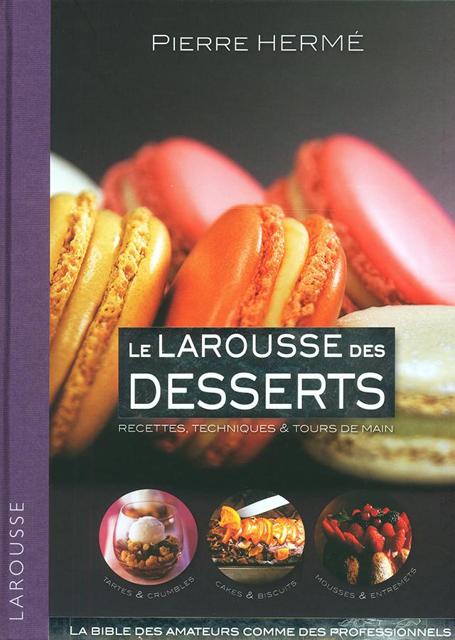 LE LAROUSSE DES DESSERTS (フランス)