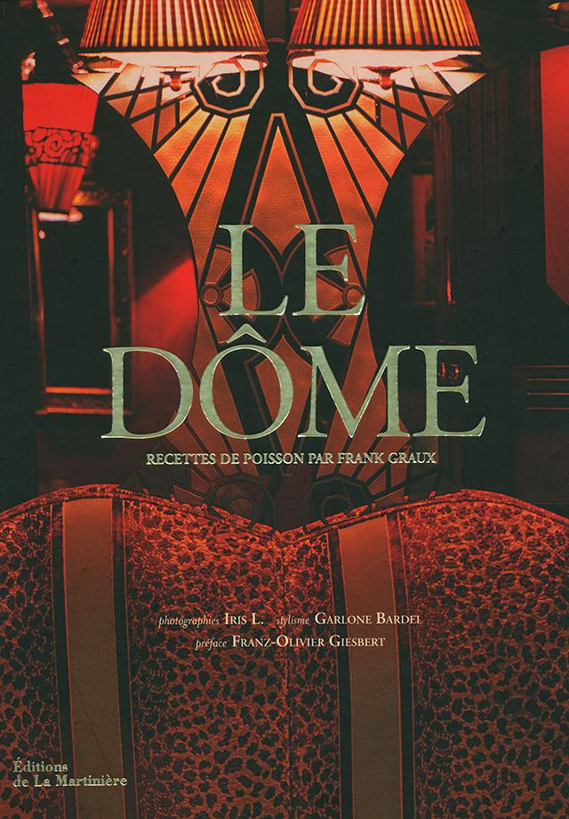 LE DOME RECETTES DE POISSON PAR FRANK GRAUX (フランス・パリ) 絶版