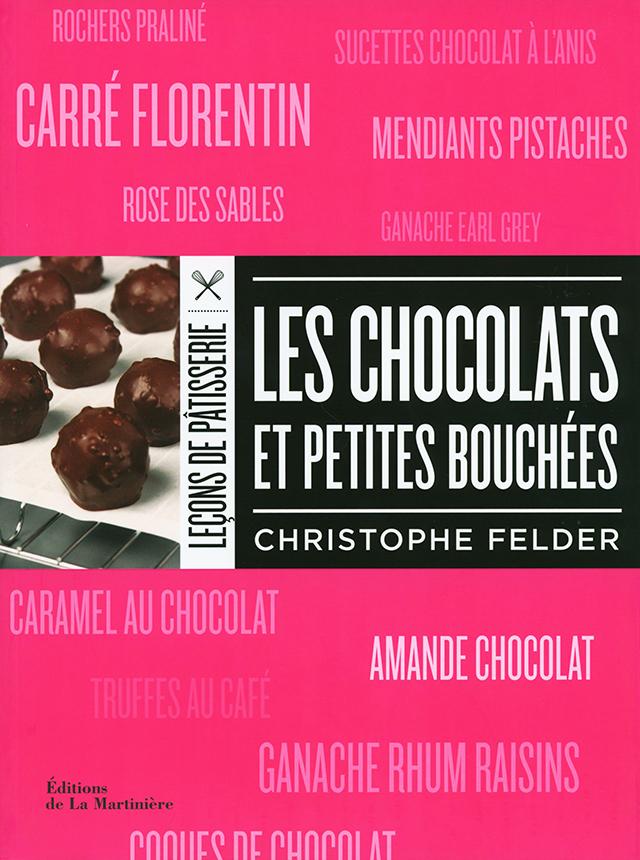 LECON PATISSERIE LES CHOCOLAT ET PETIT BOUCHEES (フランス)