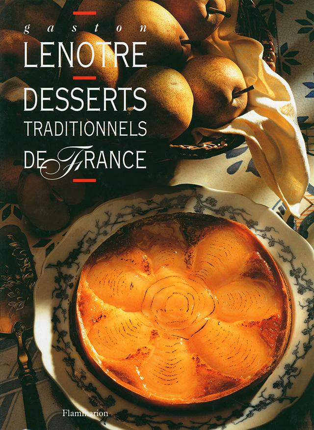 LENOTRE DESSERTS TRADITIONNELS DE FRANCE (フランス) 中古
