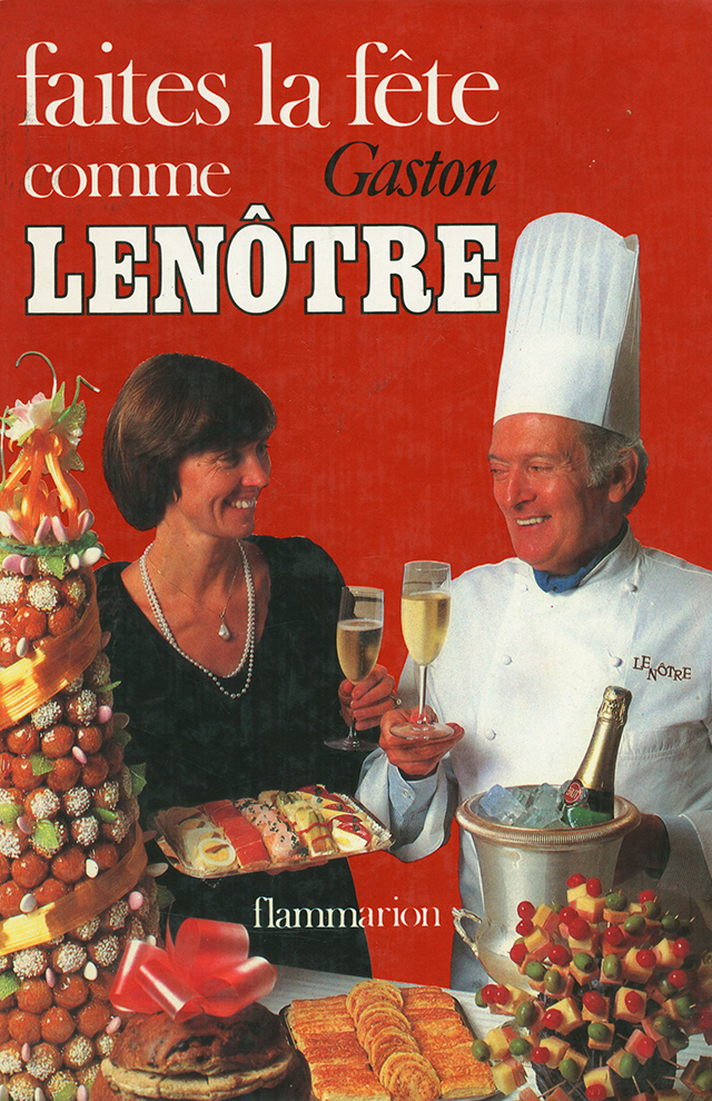 faites la fete comme Gaston LENOTRE (フランス) 中古