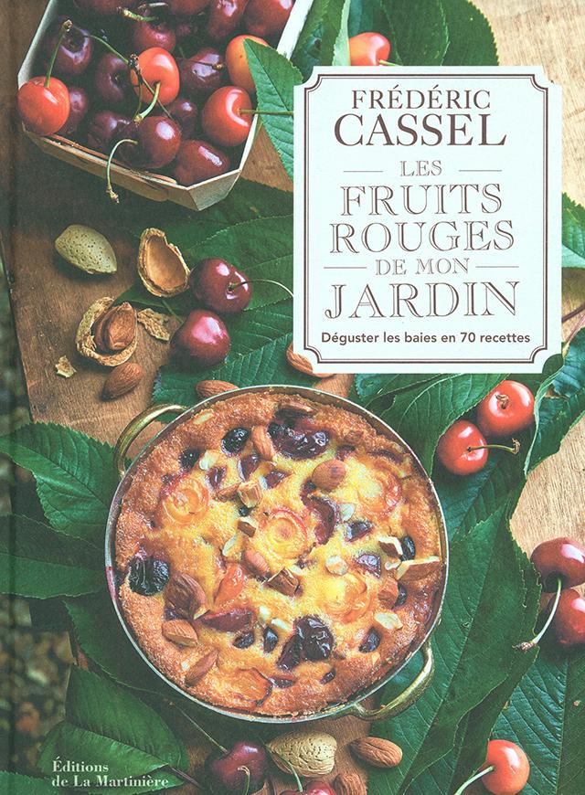LES FRUITS ROUGES DE MON JARDIN  (フランス・フォンテーヌブロー)