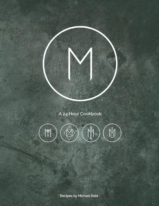 M A 24 Hour Cookbook (イギリス・ロンドン)