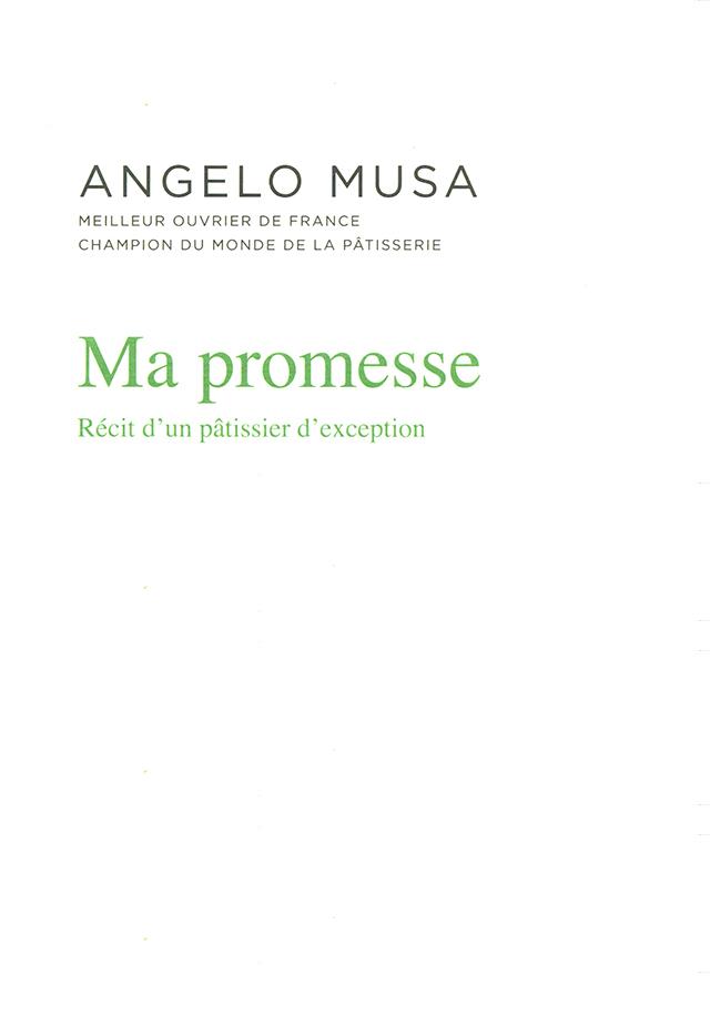 Ma Promessa ANGELO MUSA (フランス・パリ) 傷みあり