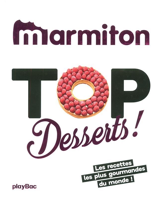 marmiton TOP Desserts! (フランス)