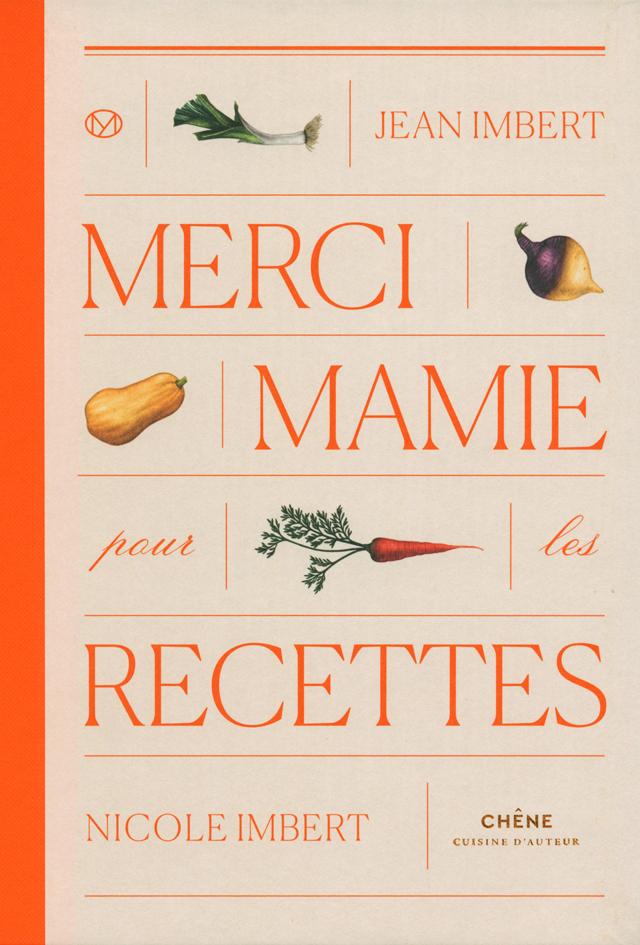 Merci Mamie pour les recettes (フランス・パリ)