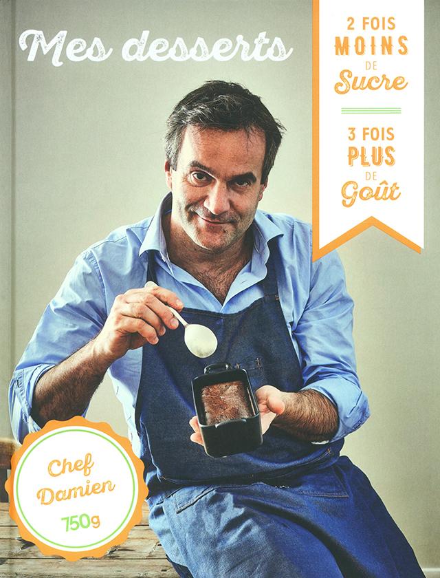 MES DESSERT Chef Damien  (フランス・パリ)