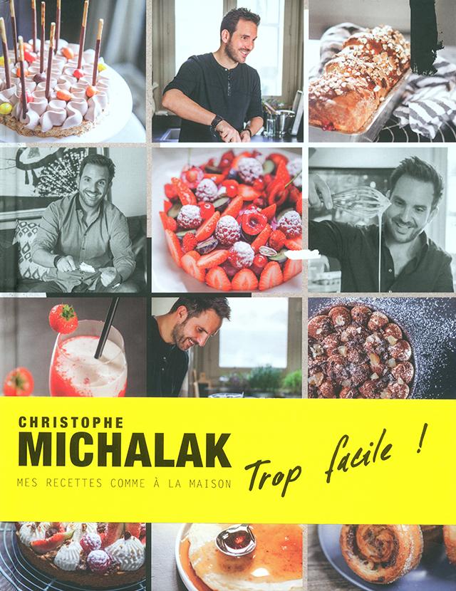 CHRISTOPHE MICHALAK Trop facile ! (フランス・パリ)  絶版