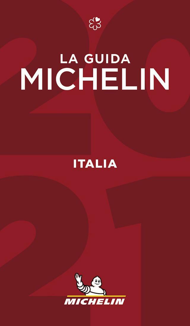 LA GUIDA MICHELIN ITALIA 2021 (イタリア)